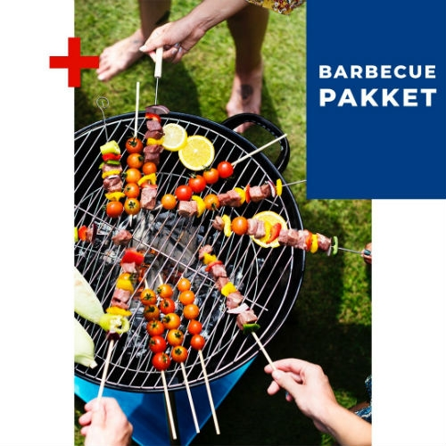 Barbecue - Gas- pakket compleet