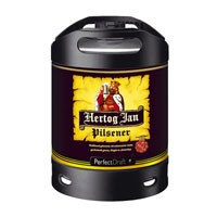 Biervat 6 ltr. Hertog Jan Pd
