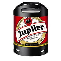 Biervat 6 ltr. Jupiler PerfectDraft