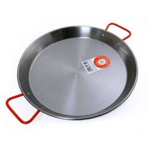 Paellapan rond 60 cm i.c.m. gasbarbecue