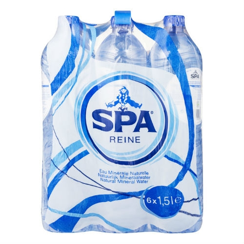 Tray 4st. Spa Reine 1,5 ltr