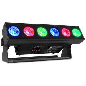 Draadloze LED Licht bar / vloerspot (Set 2 stuks)