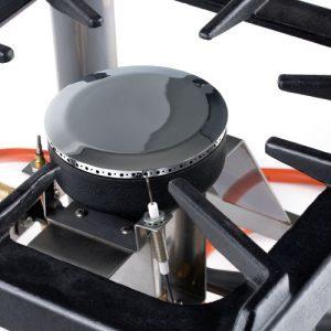 Hokker / Industriebrander 425mmx425mm 6,0kW